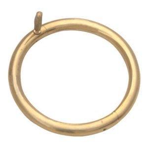 Nose Ring Brass